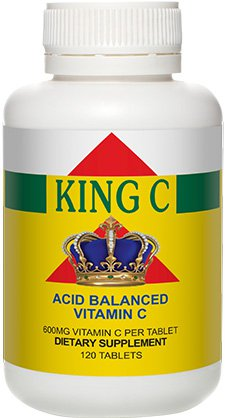 King C - Vitamin C Chewable Tablets