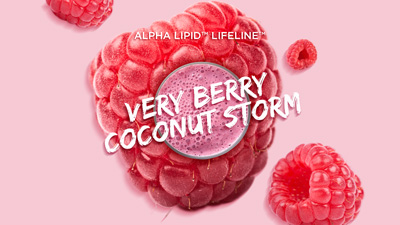 Very Berry Coconut Storm Smoothie Video Thumnail - New Image International