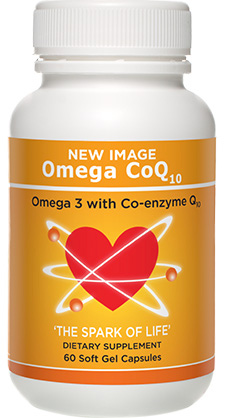 New Image International Product: Omega CoQ10 (nutritional)